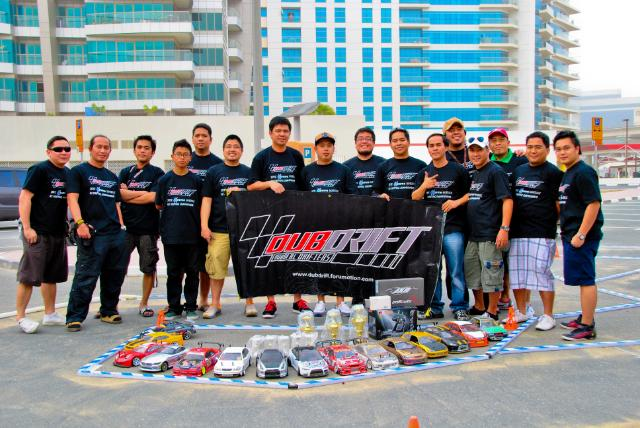 RC Drifting Competition